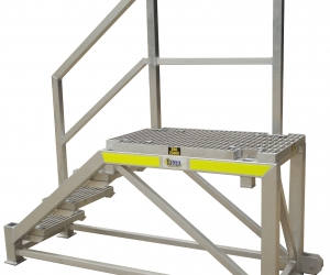 Removable handrails