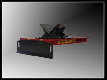 steer cylinder cradle
