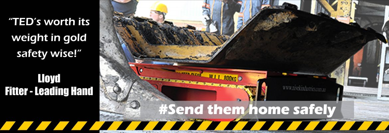 Send them home safely