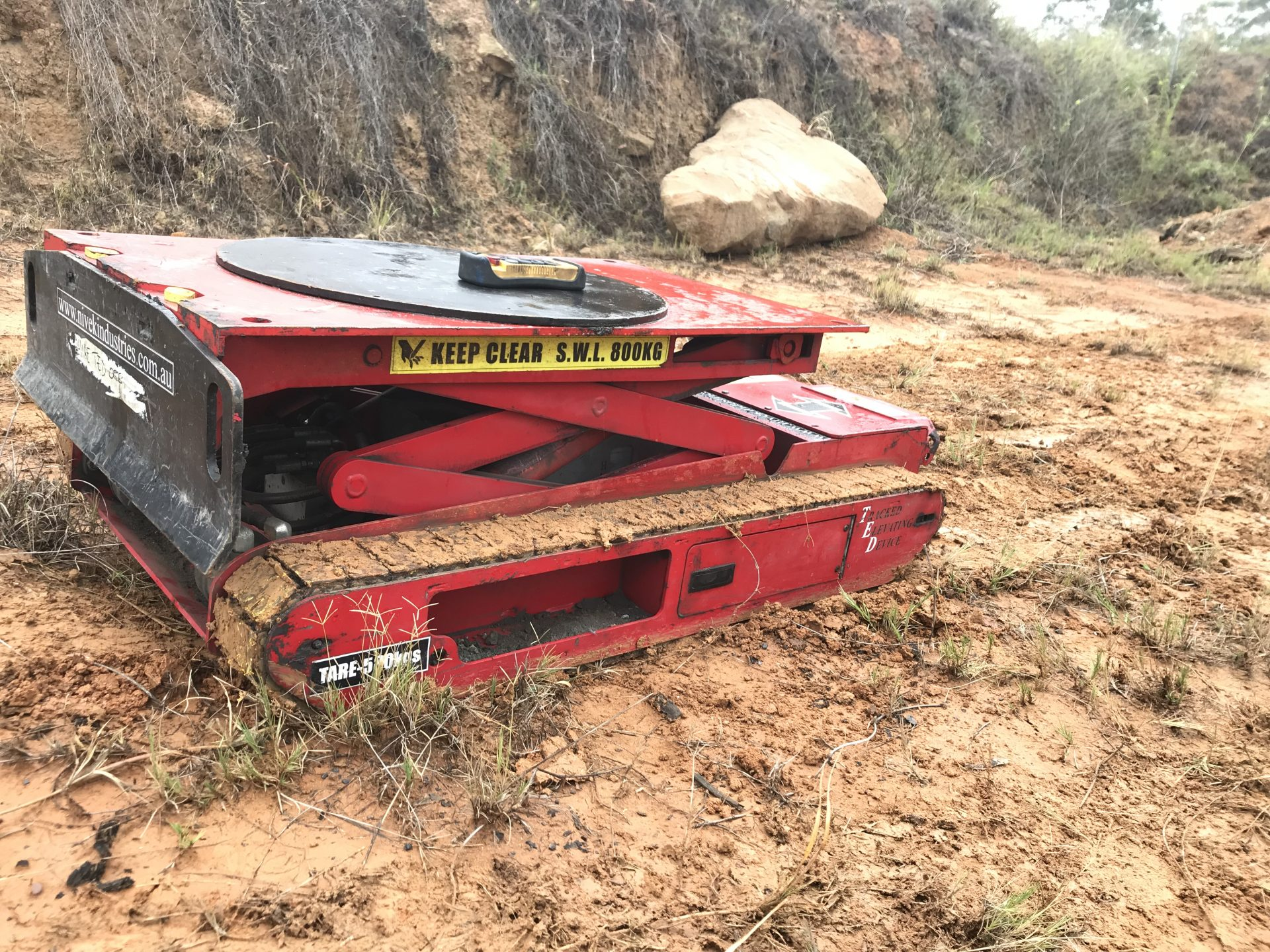 Lifting the load in the field – Australian Mining Review